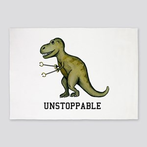 T-Rex Unstoppable 5'x7'Area Rug