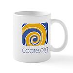 COARE logo Mugs