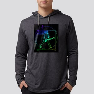 The Rockin De Vinchi Long Sleeve T-Shirt