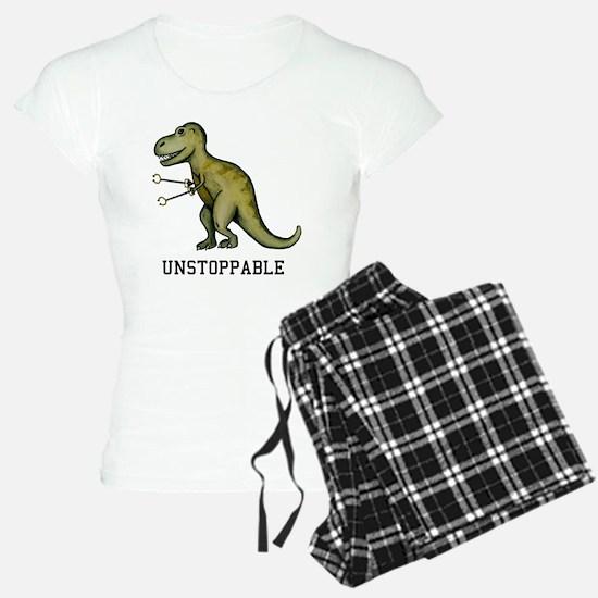 T-Rex Unstoppable Pajamas