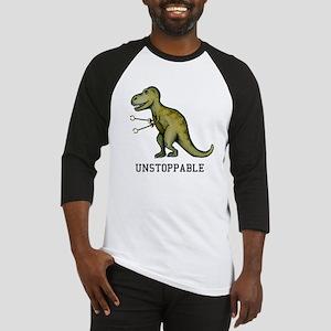 T-Rex Unstoppable Baseball Jersey