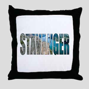 Stavanger Throw Pillow