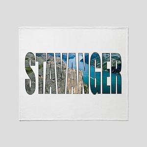 Stavanger Throw Blanket