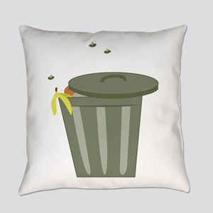 Trash Can Everyday Pillow