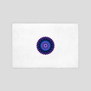 The Evening Light Mandala 4' x 6' Rug