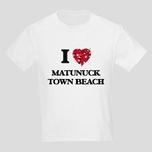 I love Matunuck Town Beach Rhode Island T-Shirt