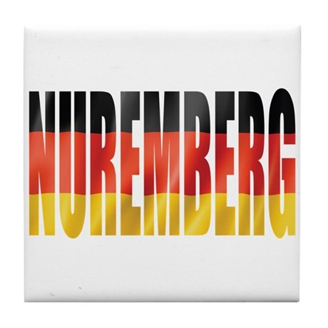 Nuremberg Tile Coaster
