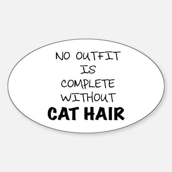 Cute Real men rescue cats Sticker (Oval)