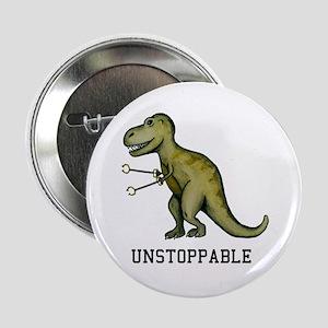 "T-Rex Unstoppable 2.25"" Button"