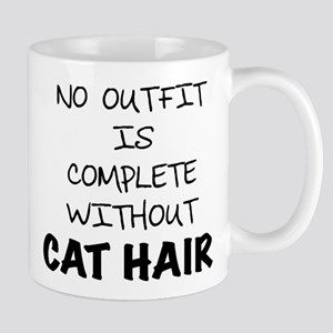 Cat Hair Mugs