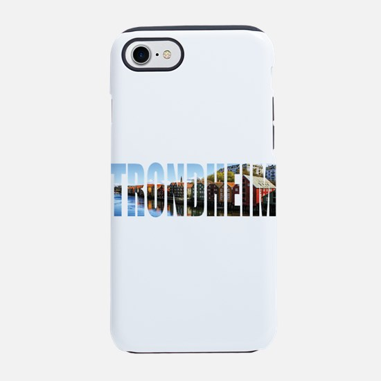 Trondheim iPhone 8/7 Tough Case