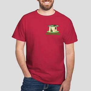 World's Best Sukkah Builder Dark T-Shirt