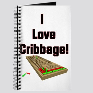 I Love Cribbage Journal