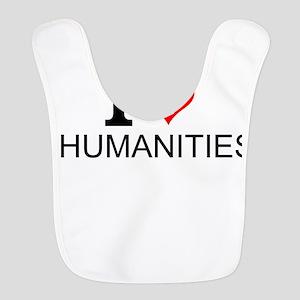 I Love Humanities Bib