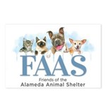 Friends of the Alameda Animal Shelter Postcards (P