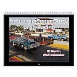 Drag racing Calendars