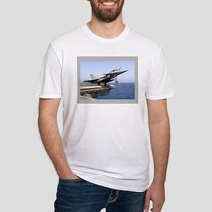 Aeronavale Rafale M Fitted T-Shirt