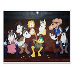 Muley the Mule and Friends: At The Show Sm. Poster