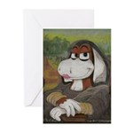 Mona Missy Greeting Cards (Pk of 20)