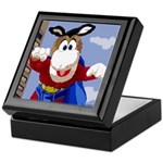 SuperMule Keepsake Box