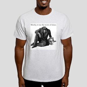 Worst of Times Light T-Shirt