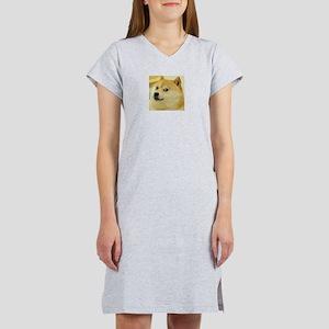 Dogecoin Doge Women's Nightshirt