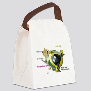 Doge funded Jamaican Bobsled Team Canvas Lunch Bag