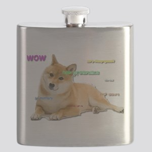 Such Wow Doge Flask