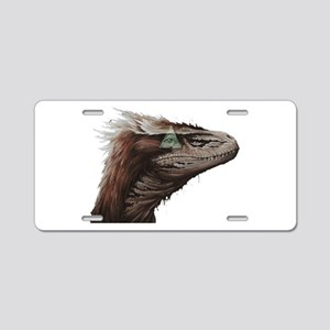 Illuminati Raptor Aluminum License Plate