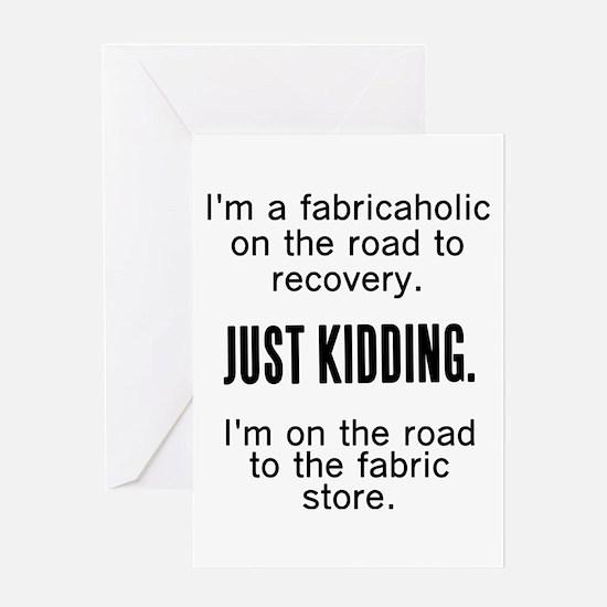 Sewing Greeting Card