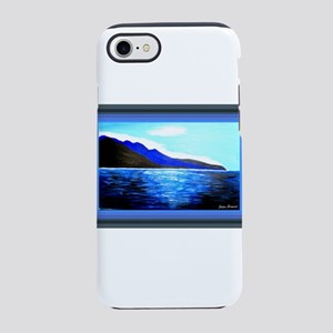 Anacapa Island Sunset iPhone 8/7 Tough Case