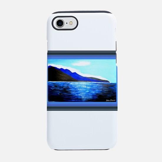 Anacapa Island Sunset iPhone 8/7 Tough Case