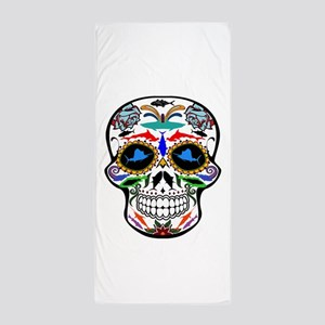 FISH SUGAR Beach Towel