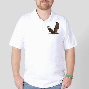 Golden Eagle Golf Shirt