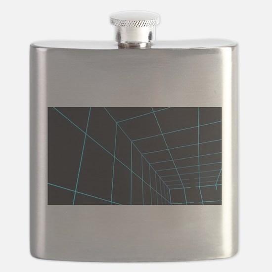 Unique Futuristic Flask