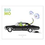 Big Mo & Impala Small Poster