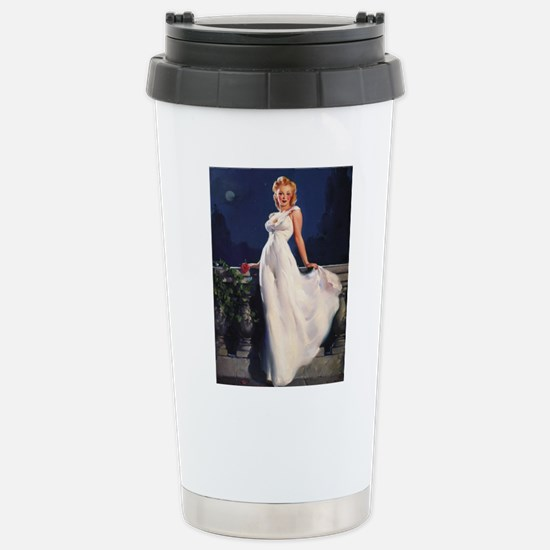 Pin Up: Extravagnet Dre Stainless Steel Travel Mug