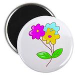 """Cute Bouquet 2.25"""" Magnet (10 pack)"""