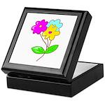 Cute Bouquet Keepsake Box