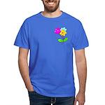 Cute Bouquet Dark T-Shirt