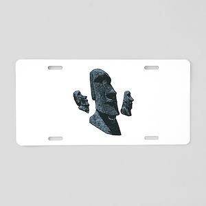 THE TRIBUTES Aluminum License Plate
