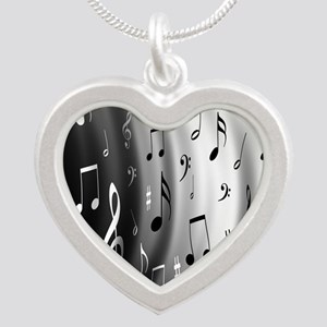 music notes Necklaces