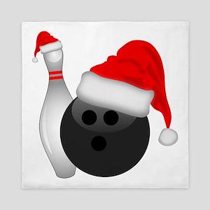 Christmas Bowling Queen Duvet