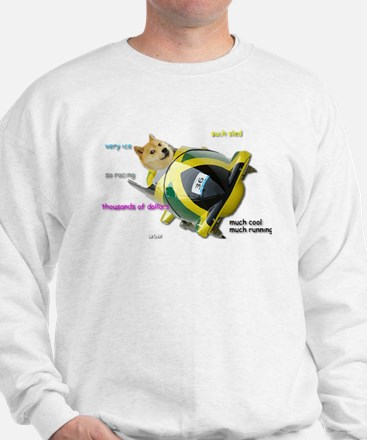 Doge funded Jamaican Bobsled Team Sweatshirt