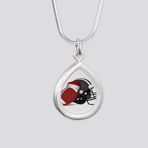 Christmas Football Necklaces
