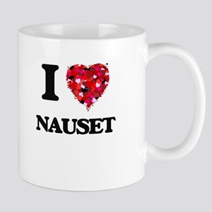 I love Nauset Massachusetts Mugs