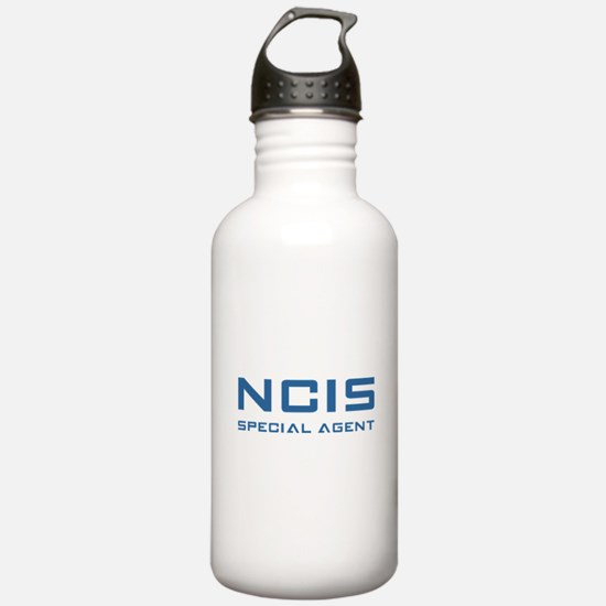 NCIS SPECIAL AGENT Water Bottle