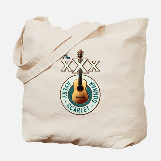 THE TRIPLE X'S Tote Bag