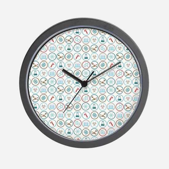 Pattern of Science - Ep. 2 Wall Clock