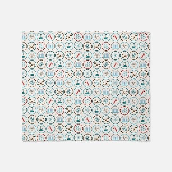 Pattern of Science - Ep. 2 Throw Blanket